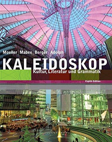 Kaleidoskop (Paperback): Jack Moeller, Winnie Adolph, Barbara Mabee