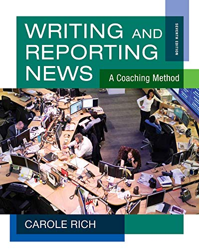 9781111344443: Writing and Reporting News: A Coaching Method (Wadsworth Series in Mass Communication and Journalism)