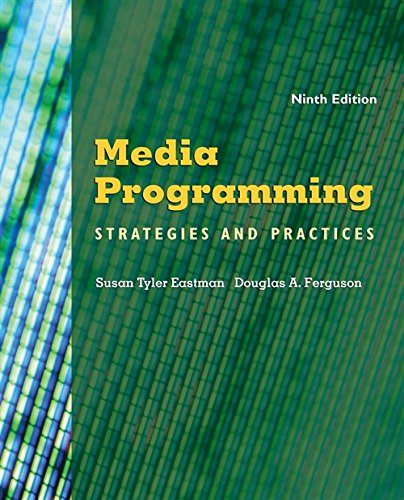 9781111344474: Media Programming: Strategies and Practices