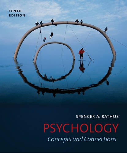 9781111344856: Psychology: Concepts and Connections