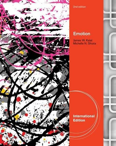 9781111346133: Emotion