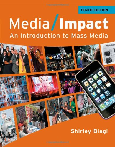 9781111346362: Media Impact: An Introduction to Mass Media (Wadsworth Series in Mass Communication and Journalism: General Mass Communication)