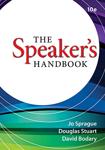 9781111346508: The Speaker's Handbook