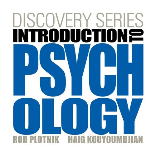 Discovery Series: Introduction to Psychology (with Psychology