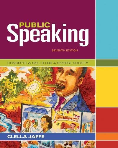 9781111347680: Public Speaking: Concepts and Skills for a Diverse Society (Cengage Advantage Books)