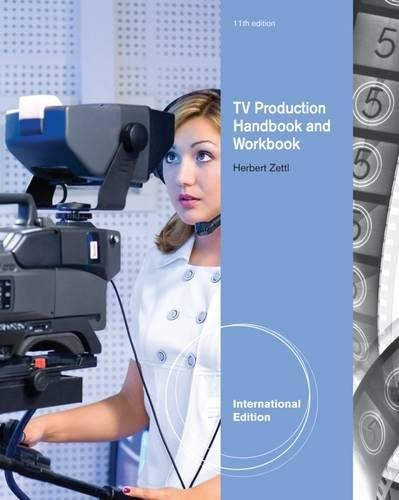 9781111347888: Television Production Handbook, International Edition (with Workbook)