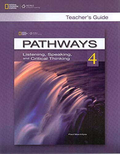 9781111347895: Ng Pathways Lstg Spkg 4 Teachers Guide