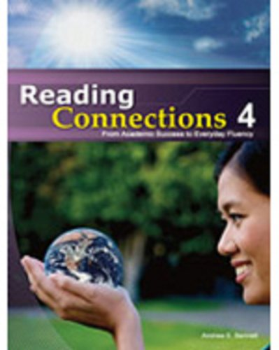 9781111348656: Reading Connections 4: From Academic Success to Real World Fluency