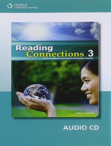 9781111348670: Reading Connections 3: Audio CD