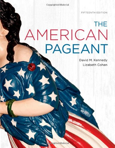 9781111349530: The American Pageant
