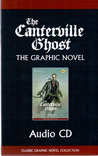 9781111349547: The Canterville Ghost: Audio CD (Classic Graphic Novels)