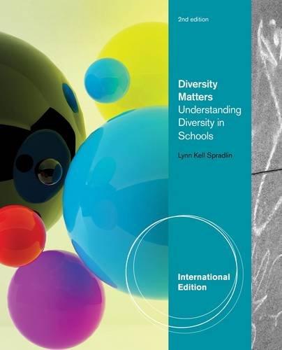 9781111349639: Diversity Matters (International Edition)
