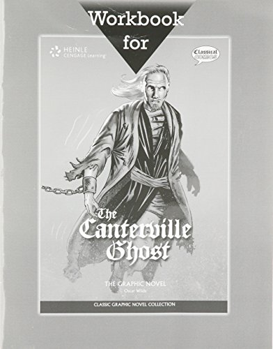 9781111349714: The Canterville Ghost: Workbook (Classic Graphic Novels)