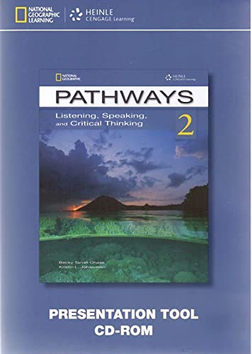 9781111350338: Pathways: Listening, Speaking, and Critical Thinking, Level 2 Presentation Tool CD-ROM