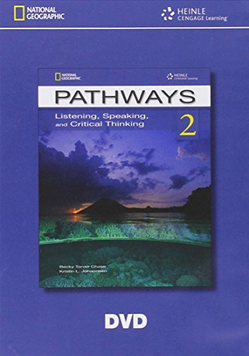 9781111350413: Pathways 2: Listening, Speaking, and Critical Thinking Classroom ( DVD)