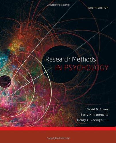a study of black psychology