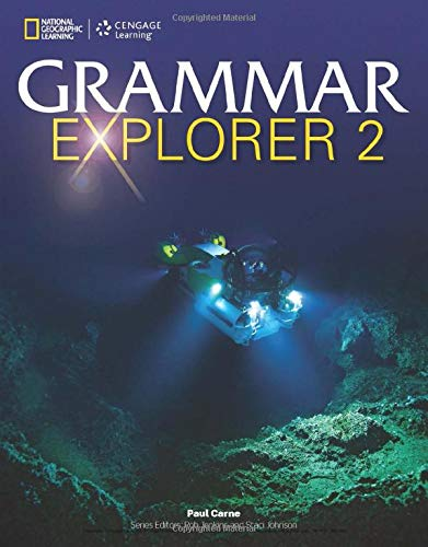 Grammar Explorer 2 Paperback