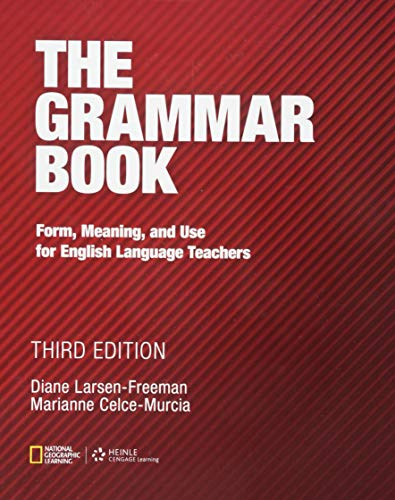 The Grammar Book: Larsen-Freeman, Diane; Celce-Murcia,