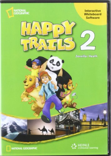 9781111352431: Happy Trails 2: Pizarra Interactiva
