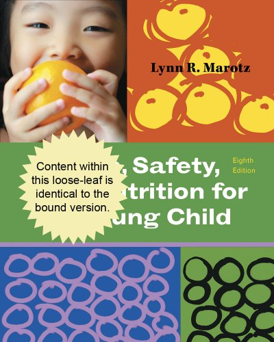 9781111355807: Cengage Advantage Books: Health, Safety, and Nutrition for the Young Child