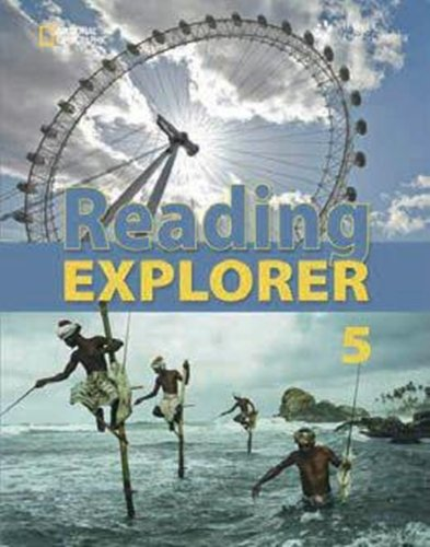 NG READING EXPLORER 5 CLASSROOM AUD CD: Author