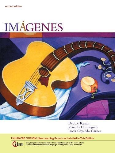 9781111356507: Imágenes, Enhanced Edition (World Languages)