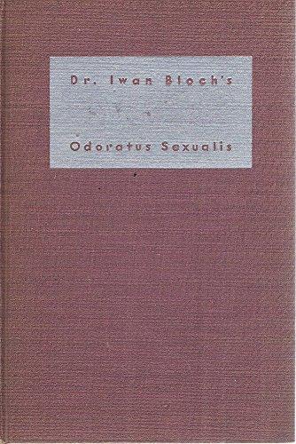 9781111357184: Odoratus Sexualis