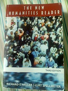 9781111398118: The New Humanities Reader (Third Edition)