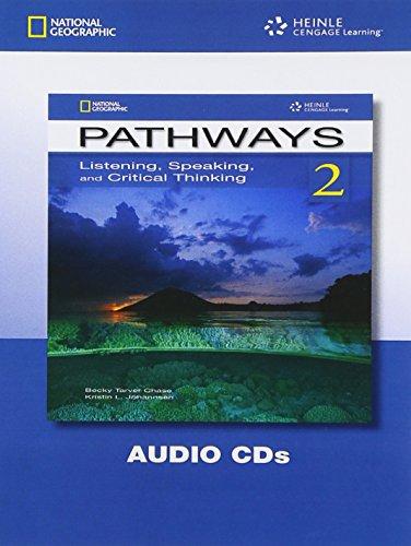 9781111398156: Pathways 2: Listening, Speaking, & Critical Thinking: Audio CDs