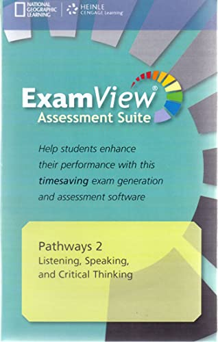9781111398620: Pathways: Listening Speaking & Critical Thinking ExamView 2