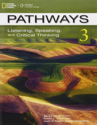 9781111398651: Pathways 3: Listening, Speaking, and Critical Thinking