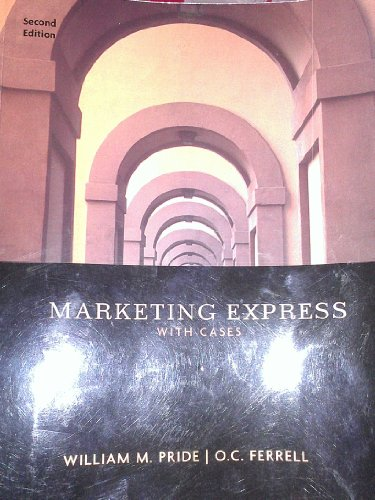 9781111399061: Marketing Express with Cases