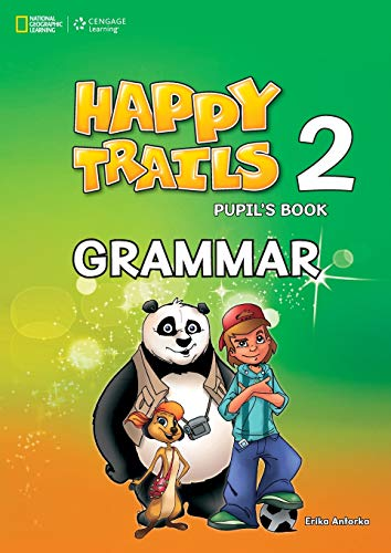 9781111399399: Happy Trails 2: Grammar Book