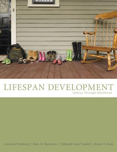 9781111413880: Bundle: Lifespan Development; Infancy Through Adulthood + WebTutor on Blackboard Printed Access Card