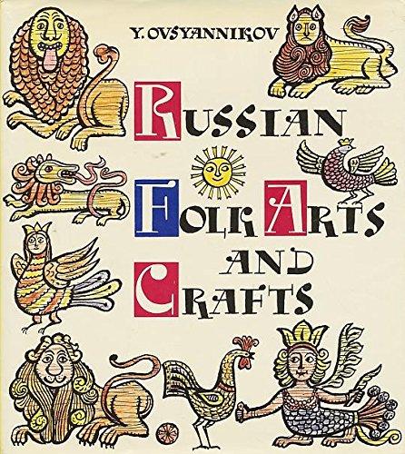 Russian Folk Arts And Crafts: Ovsyannikov, Y.