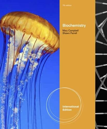 9781111425647: Biochemistry International Edition