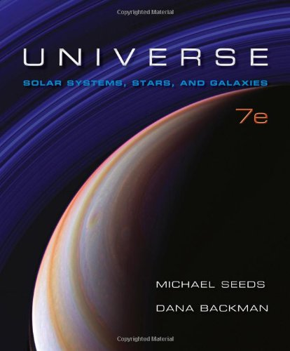 9781111425678: Universe: Solar System, Stars, and Galaxies