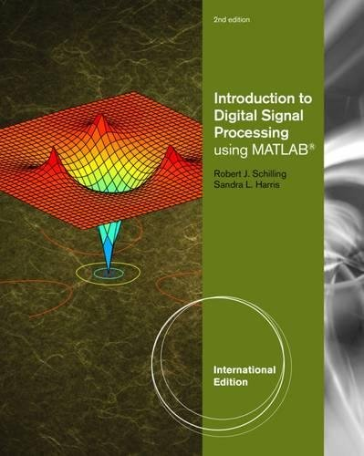 9781111426026: Introduction to Digital Signal Processing using MATLAB, Adapted International Student Edition