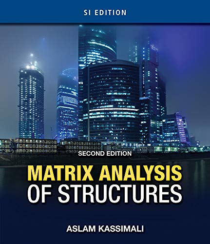 9781111426224: Matrix Analysis of Structures