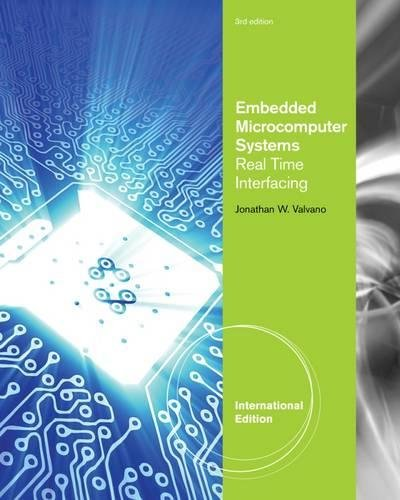 9781111426262: Embedded Microcomputer Systems, International Edition