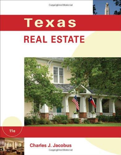 Texas Real Estate: Jacobus, Charles J.
