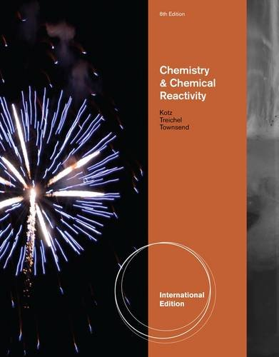 9781111427023: Chemistry and Chemical Reactivity