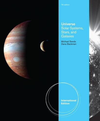 9781111427238: Universe: Solar System, Stars, and Galaxies