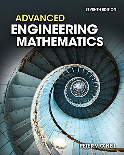 9781111427412: Advanced Engineering Mathematics