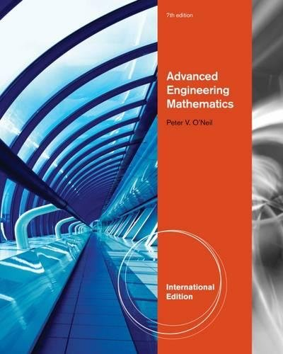 9781111427429: Advanced Engineering Mathematics, International Edition