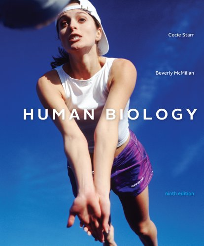 9781111427535: Student Interactive Workbook for Starr/McMillan's Human Biology, 9th