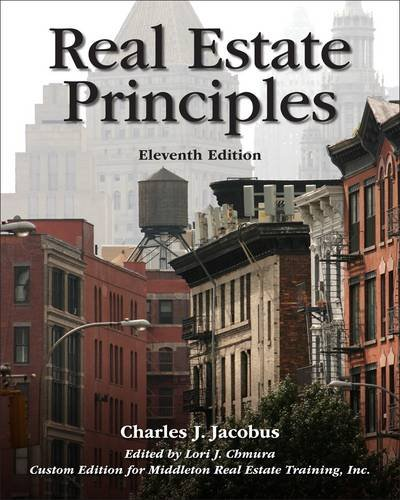 9781111427764: Real Estate Principles: Special Edition for Middleton Real Estate Training