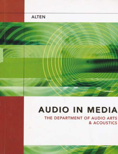 9781111476168: Audio in Media (Abridged Custom Edition for Columbia College, Chicago)