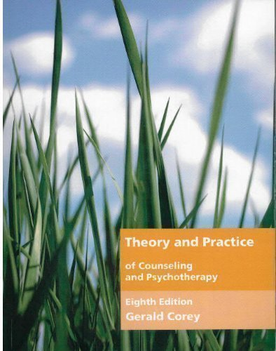 Theory and Practice of Counceling and Psychothearpy (1111476438) by Gerald Corey