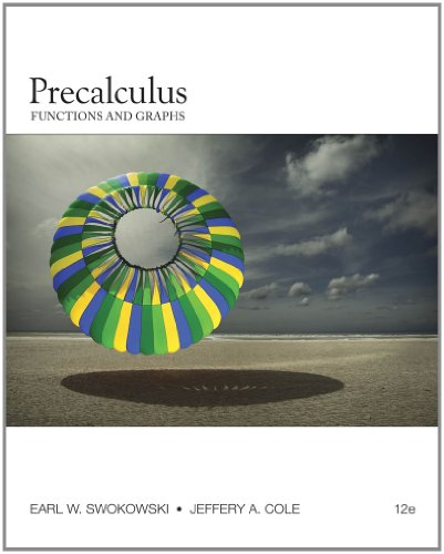 Precalculus: Functions and Graphs, 12th + Enhanced
